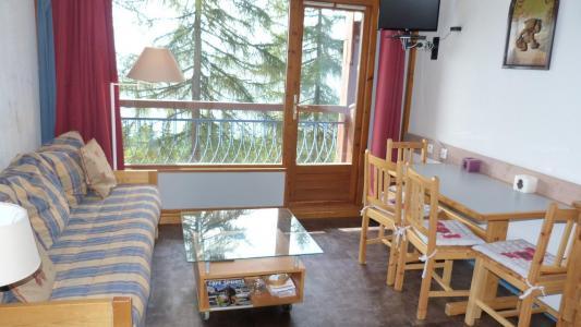 Location au ski Appartement 2 pièces 5 personnes (214) - Residence Le Ruitor - Les Arcs - Séjour