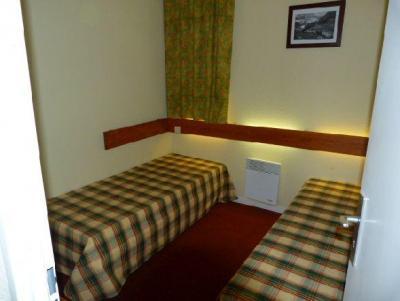 Location au ski Appartement 2 pièces 5 personnes (610) - Residence Le Ruitor - Les Arcs - Lit simple
