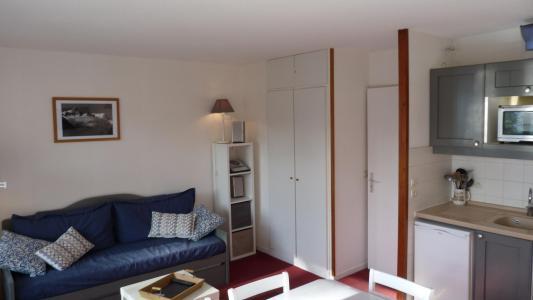 Location au ski Appartement 3 pièces 6 personnes (600) - Residence Le Ruitor - Les Arcs - Table