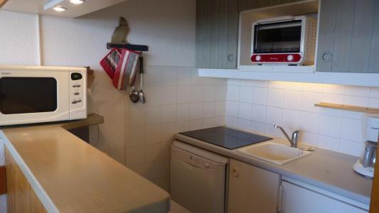 Location au ski Appartement 2 pièces 4 personnes (310) - Residence Le Ruitor - Les Arcs - Extérieur hiver
