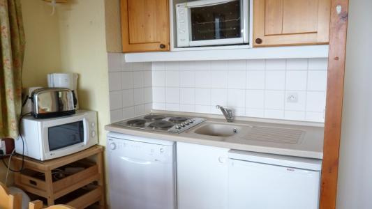 Location au ski Appartement 3 pièces 6 personnes (508) - Residence Le Ruitor - Les Arcs - Extérieur hiver