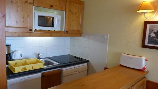 Location au ski Appartement 2 pièces 5 personnes (211) - Residence Le Ruitor - Les Arcs - Extérieur hiver