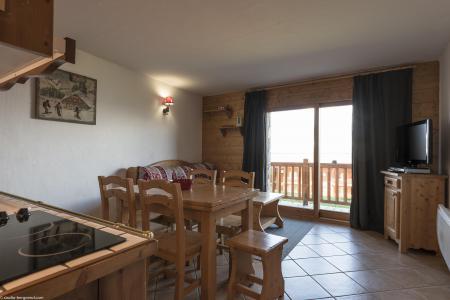 Location au ski Appartement 3 pièces 4 personnes (B04) - Résidence le St Bernard - Les Arcs