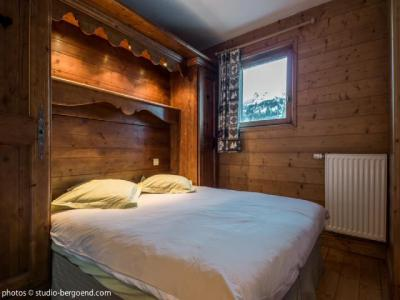 Rent in ski resort 2 room apartment 4 people (E8) - Résidence les Alpages de Chantel - Les Arcs - Bedroom
