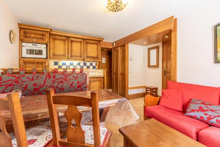 Rent in ski resort 3 room apartment 4 people (17F) - Résidence les Alpages de Chantel - Les Arcs - Apartment