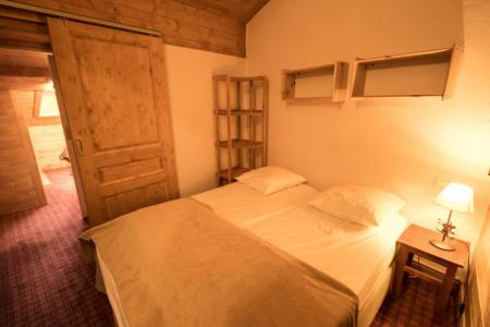 Rent in ski resort 4 room duplex apartment 6 people (E14) - Résidence les Alpages de Chantel - Les Arcs - Double bed