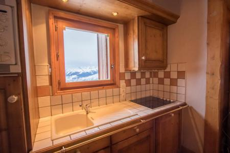 Rent in ski resort 4 room duplex apartment 6 people (E14) - Résidence les Alpages de Chantel - Les Arcs - Kitchenette