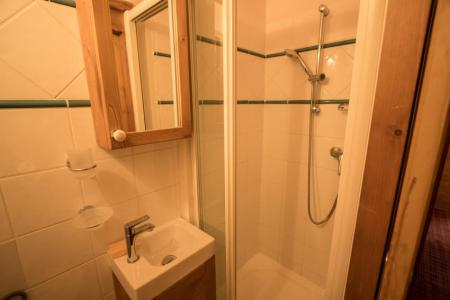 Rent in ski resort 4 room duplex apartment 6 people (E14) - Résidence les Alpages de Chantel - Les Arcs - Shower