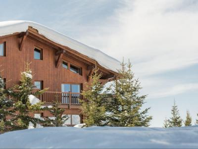 Rent in ski resort 2 room apartment 4 people (E8) - Résidence les Alpages de Chantel - Les Arcs