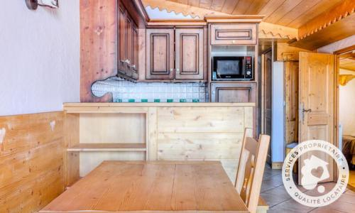 Location au ski Appartement 3 pièces 6 personnes (Confort 30m²-5) - Résidence les Alpages de Chantel - Maeva Home - Les Arcs - Extérieur hiver