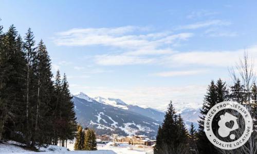 Location au ski Appartement 3 pièces 6 personnes (Sélection 53m²-3) - Résidence les Alpages de Chantel - Maeva Home - Les Arcs - Extérieur hiver