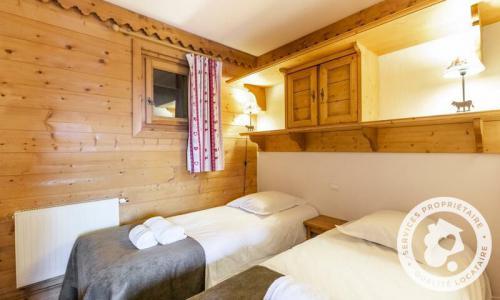 Location au ski Appartement 3 pièces 6 personnes (Sélection 40m²-1) - Résidence les Alpages de Chantel - Maeva Home - Les Arcs - Extérieur hiver