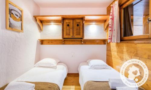 Location au ski Appartement 3 pièces 6 personnes (Sélection 39m²-1) - Résidence les Alpages de Chantel - Maeva Home - Les Arcs - Extérieur hiver