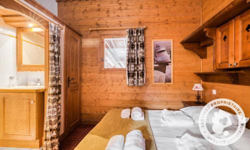 Location au ski Appartement 3 pièces 6 personnes (Sélection 59m²-2) - Résidence les Alpages de Chantel - Maeva Home - Les Arcs - Extérieur hiver
