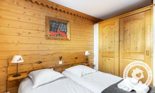 Location au ski Appartement 4 pièces 8 personnes (Sélection 73m²-3) - Résidence les Alpages de Chantel - Maeva Home - Les Arcs - Extérieur hiver