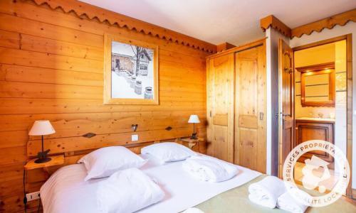 Location au ski Appartement 4 pièces 8 personnes (Sélection 65m²-4) - Résidence les Alpages de Chantel - Maeva Home - Les Arcs - Extérieur hiver