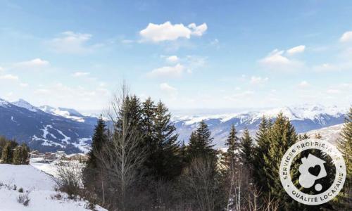 Location au ski Appartement 4 pièces 8 personnes (Sélection 69m²-3) - Résidence les Alpages de Chantel - Maeva Home - Les Arcs - Extérieur hiver