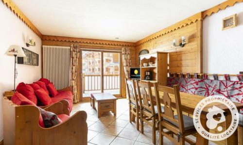 Location au ski Appartement 4 pièces 8 personnes (Sélection 65m²-3) - Résidence les Alpages de Chantel - Maeva Home - Les Arcs - Extérieur hiver