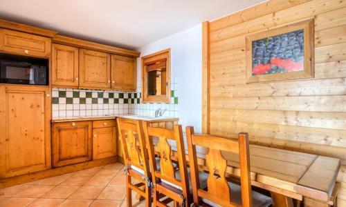 Location au ski Appartement 3 pièces 6 personnes (Sélection 70m²-2) - Résidence les Alpages de Chantel - Maeva Home - Les Arcs - Extérieur hiver