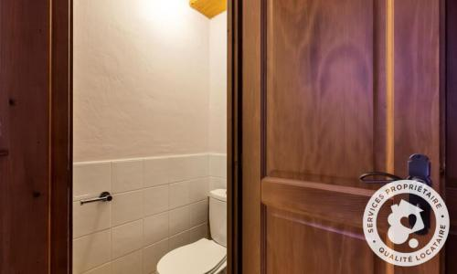 Location au ski Appartement 4 pièces 8 personnes (Sélection 55m²-1) - Résidence les Alpages de Chantel - Maeva Home - Les Arcs - Extérieur hiver