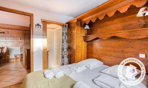 Location au ski Appartement 4 pièces 8 personnes (Sélection 55m²) - Résidence les Alpages de Chantel - Maeva Home - Les Arcs - Extérieur hiver