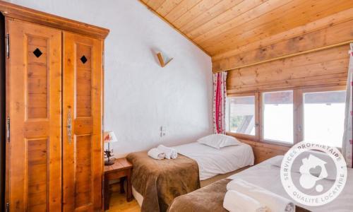 Location au ski Appartement 4 pièces 8 personnes (Sélection 63m²-2) - Résidence les Alpages de Chantel - Maeva Home - Les Arcs - Extérieur hiver