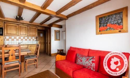 Location au ski Appartement 3 pièces 6 personnes (Sélection 37m²-1) - Résidence les Alpages de Chantel - Maeva Home - Les Arcs - Extérieur hiver