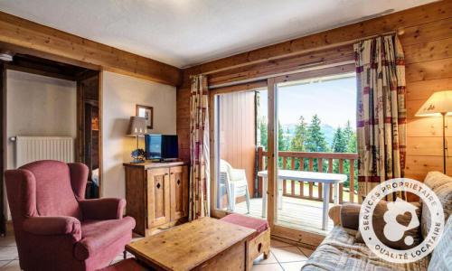 Location au ski Appartement 4 pièces 8 personnes (Sélection ) - Résidence les Alpages de Chantel - Maeva Home - Les Arcs - Extérieur hiver
