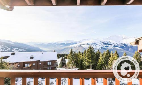 Location au ski Appartement 3 pièces 6 personnes (Sélection 52m²-3) - Résidence les Alpages de Chantel - Maeva Home - Les Arcs - Extérieur hiver