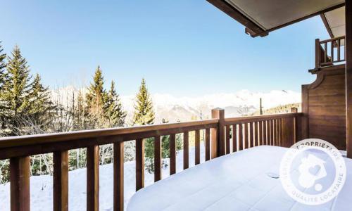 Location au ski Appartement 3 pièces 6 personnes (Sélection 45m²-1) - Résidence les Alpages de Chantel - Maeva Home - Les Arcs - Extérieur hiver