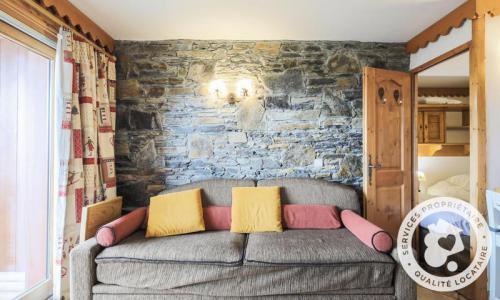 Location au ski Appartement 3 pièces 6 personnes (Sélection 40m²-4) - Résidence les Alpages de Chantel - Maeva Home - Les Arcs - Extérieur hiver