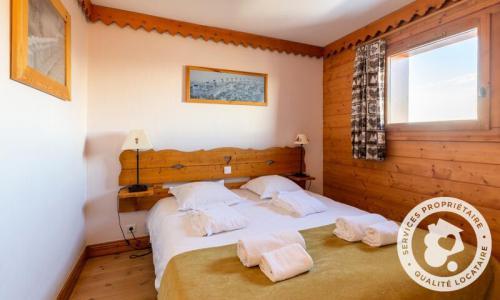 Location au ski Appartement 2 pièces 6 personnes (Sélection 36m²-4) - Résidence les Alpages de Chantel - Maeva Home - Les Arcs - Extérieur hiver
