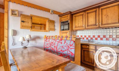 Location au ski Appartement 4 pièces 8 personnes (Sélection 54m²-4) - Résidence les Alpages de Chantel - Maeva Home - Les Arcs - Extérieur hiver