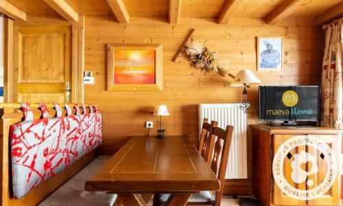 Location au ski Appartement 3 pièces 6 personnes (Sélection 35m²-1) - Résidence les Alpages de Chantel - Maeva Home - Les Arcs - Extérieur hiver