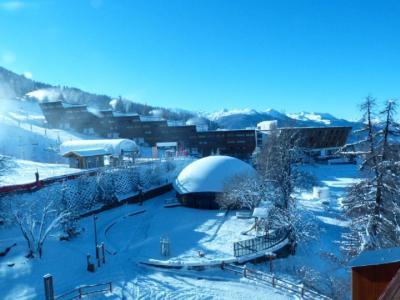 Location au ski Studio coin montagne 5 personnes (361) - Résidence les Charmettes - Les Arcs