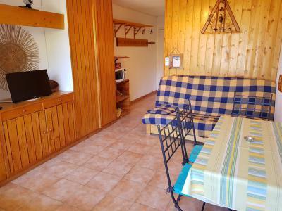 Location au ski Studio 2 personnes (323) - Résidence les Charmettes - Les Arcs