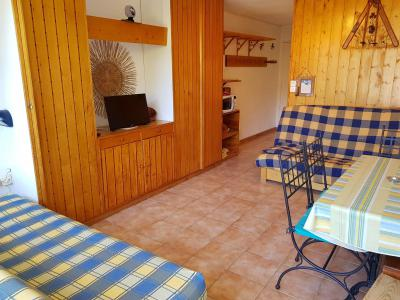 Location au ski Studio 2 personnes (323) - Résidence les Charmettes - Les Arcs - Appartement