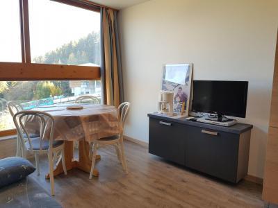 Location au ski Studio 3 personnes (CHA349R) - Résidence les Charmettes - Les Arcs - Tv