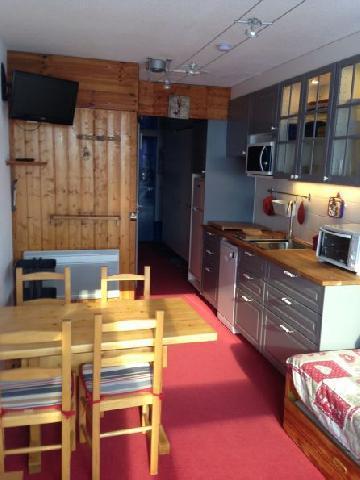 Location au ski Studio coin montagne 3 personnes (310) - Residence Les Lanchettes - Les Arcs
