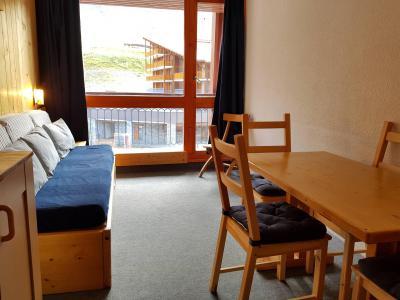 Location au ski Studio coin montagne 3 personnes (203) - Résidence les Lanchettes - Les Arcs - Appartement