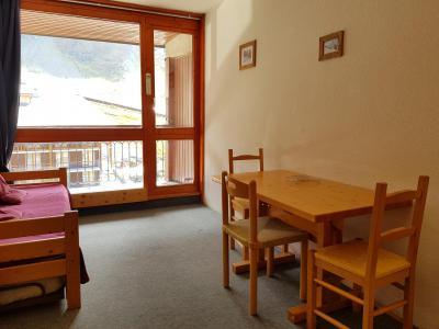 Location au ski Studio coin montagne 3 personnes (410) - Résidence les Lanchettes - Les Arcs - Table