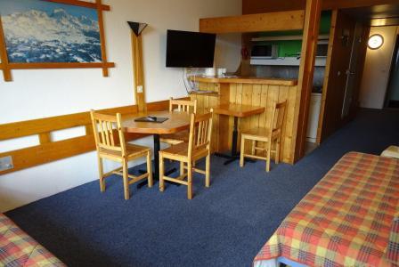 Location au ski Studio 5 personnes (1601) - Residence Les Lauzieres - Les Arcs
