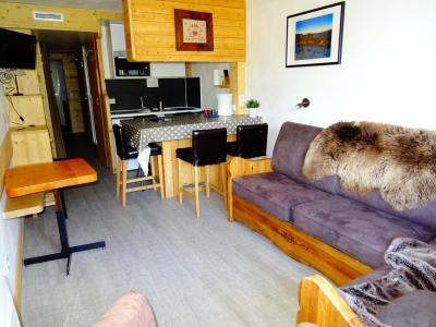 Location au ski Studio coin montagne 5 personnes (1270) - Residence Les Lauzieres - Les Arcs