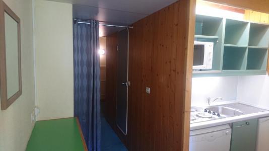 Location au ski Studio coin montagne 5 personnes (166) - Résidence les Lauzières - Les Arcs
