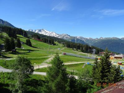 Location au ski Studio coin montagne 5 personnes (1666) - Résidence les Lauzières - Les Arcs