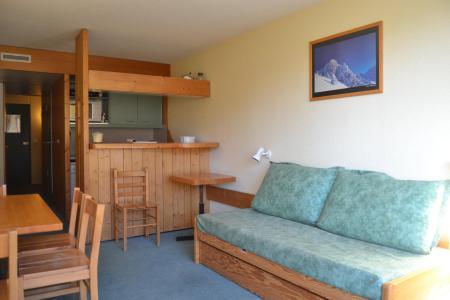 Location au ski Studio coin montagne 5 personnes (1256) - Résidence les Lauzières - Les Arcs