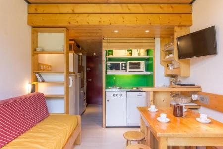 Location au ski Studio mezzanine 4 personnes (314) - Residence Les Mirantins