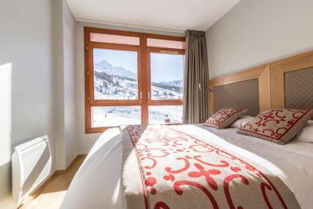 Rent in ski resort 4 room apartment 6 people (301) - Résidence les Monarques - Les Arcs - Bedroom