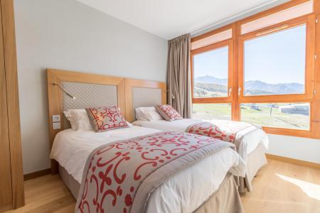 Rent in ski resort 4 room apartment 6 people (601) - Résidence les Monarques - Les Arcs - Bedroom