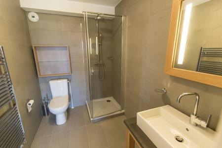 Rent in ski resort 4 room apartment 6 people (601) - Résidence les Monarques - Les Arcs - WC